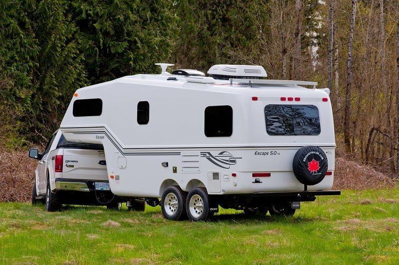 Escape 5 0 Ta Small Campers Rv Trailers Truck Camper