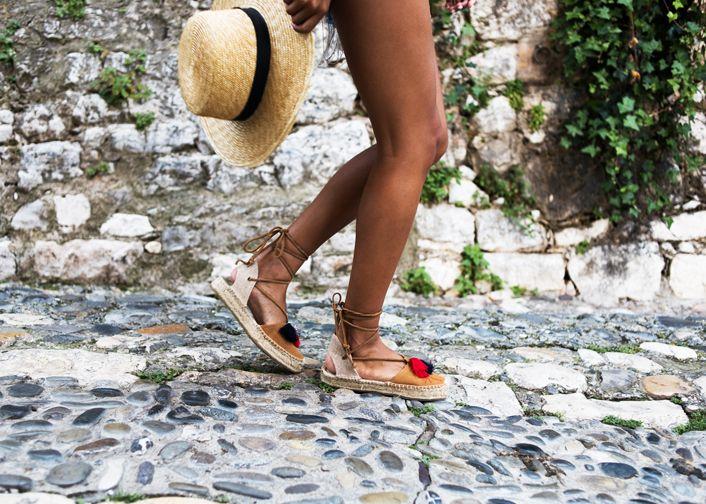 0f102a39d06 Tassel Love. – Sincerely Jules SOLUDOS platform gladiator sandals ...