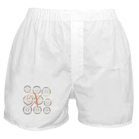 Personalized Glossy Monogram Boxer Shorts on CafePress.com be427ff67