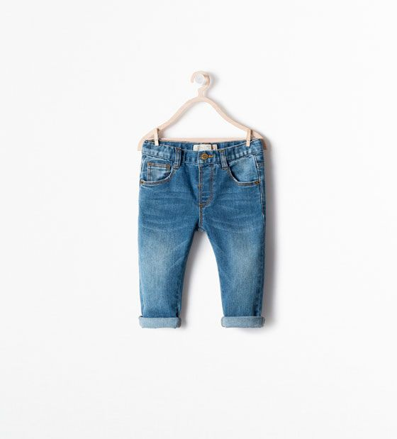 Photo of Image 1 of Five pocket jeans from Zara