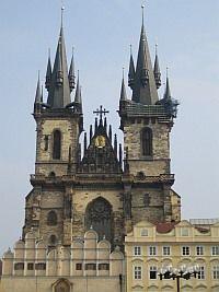 The Saturday City: Prague