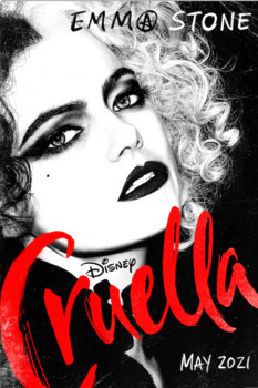Cruella 2021 Movie Guide Questions in English | In chronological order | Disney