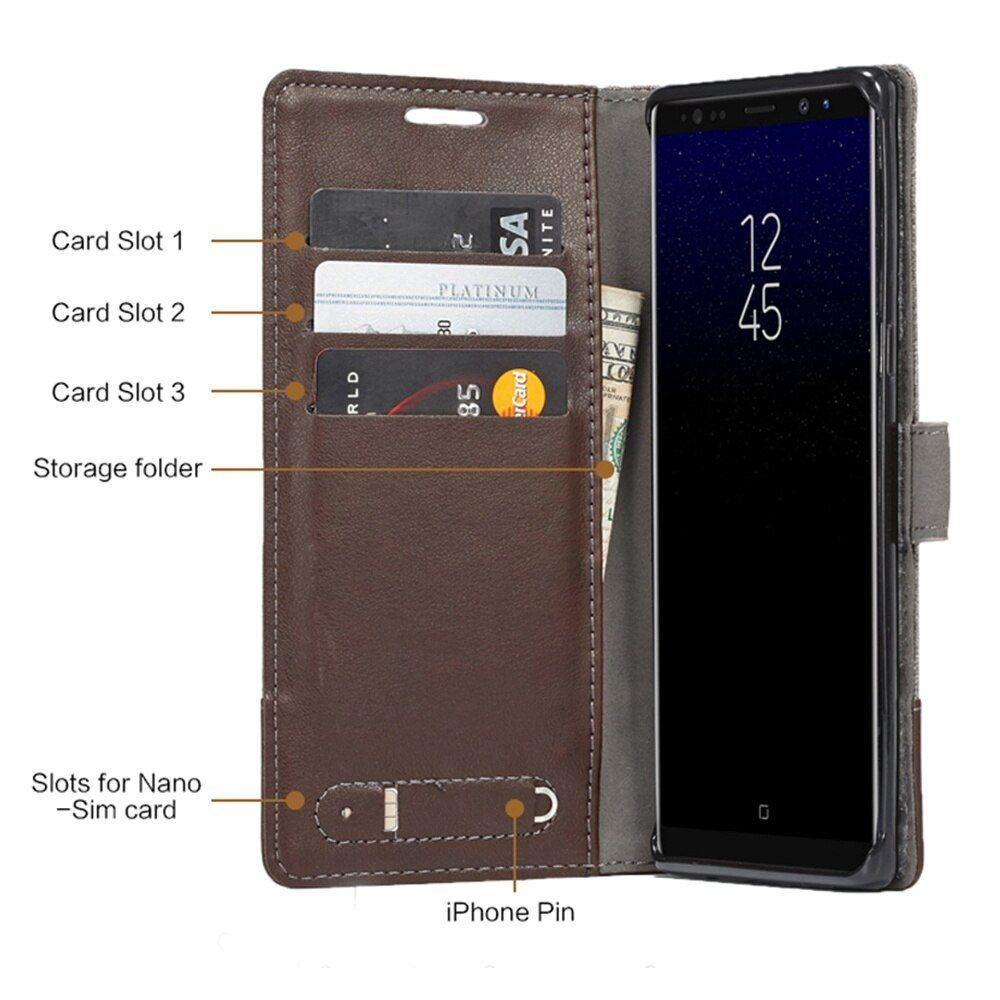 For Samsung Galaxy S8 S8 Plus Note 8 Case Cloth Pu Leather For Samsung S7 Edg J5 J7 J1 Mini J2 J7 Prime Cover Funda Samsung Galaxy Samsung Samsung Phone Cases