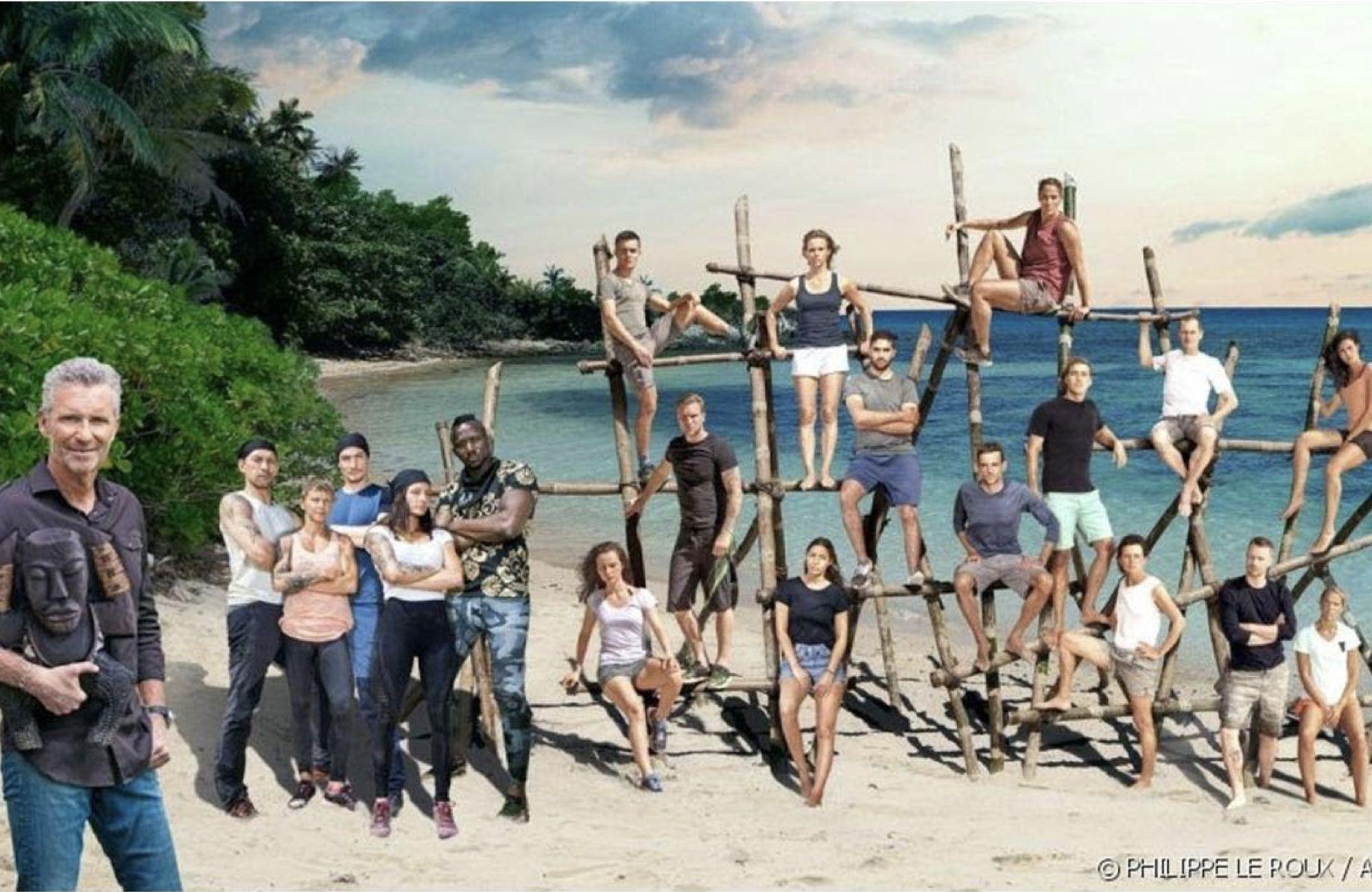 Visio « Koh Lanta l'île des héros » un lancement sur