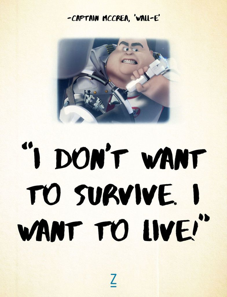 From Wall E Inspirational Quotes Disney Pixar Movies Quotes Pixar Quotes