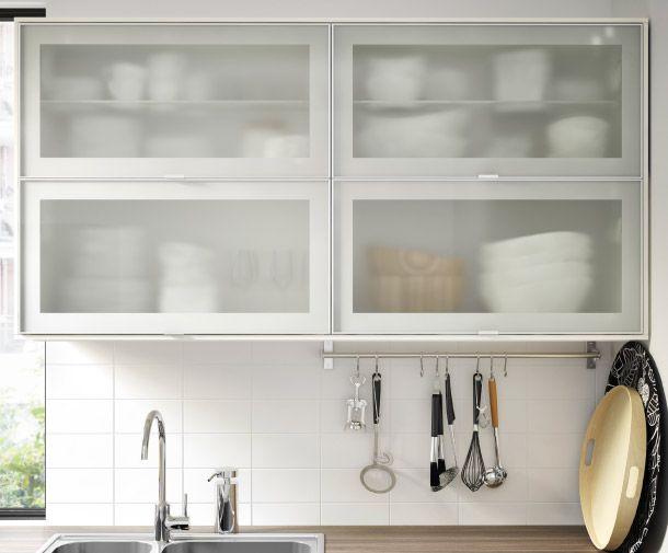 Mobler Og Interior Til Hele Hjemmet Glass Kitchen Cabinets Glass Kitchen Cabinet Doors Glass Cabinet Doors