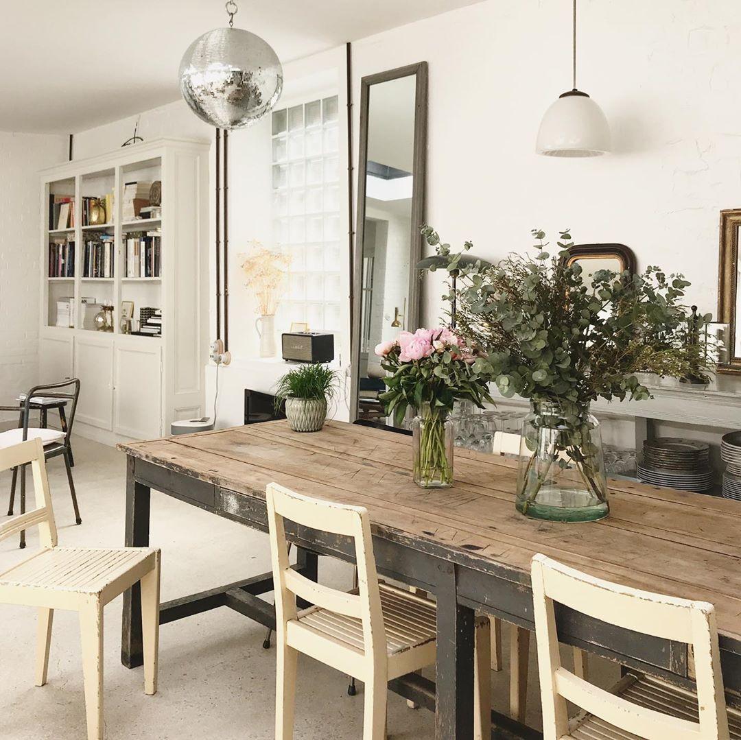 Les Penates Home Concept On Instagram Home Apresavant Interiors Renovation Homedecor Decorationvintage Tablevintage Amenagementinterieur