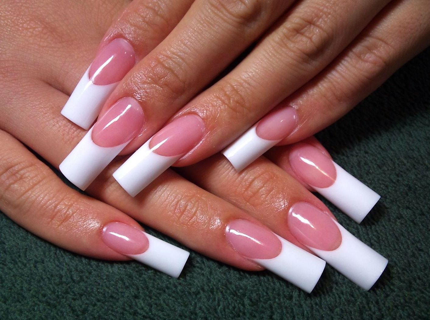 french nails | #Nails | Pinterest | Manicures, French and French ...