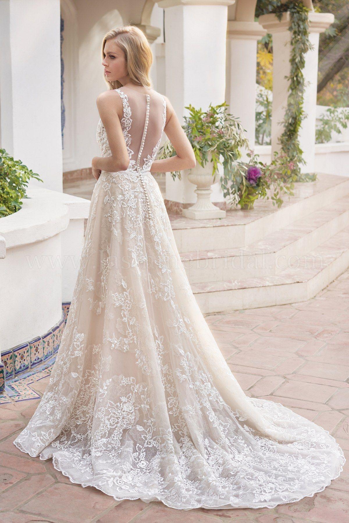 T202064 Illusion Bodice Illusion Neckline Embroidered Lace Tulle Organza Weddi Wedding Dress Tulle Lace Wedding Dresses Taffeta Tulle Wedding Dress Mermaid