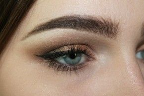 Photo of An Easy, Beautiful Golden Bronze Eye Makeup Look Using the $5.49 Essence All Abo…,  #Abo #B…