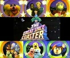 The great space coaster | TV Shows I Watched | Coasters