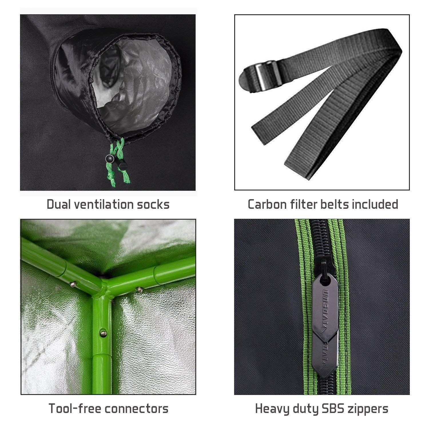 How To Choose A Quality Grow Tent For Your Indoor Growing 400 x 300