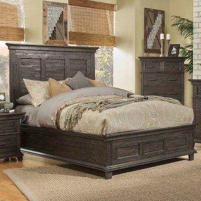 Best Laurel Foundry Modern Farmhouse Colborne Standard Bed 400 x 300