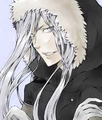 Image Result For Anime Boy With Long White Hair And Blue Eyes Arte De Animacion Artistas Ilustraciones