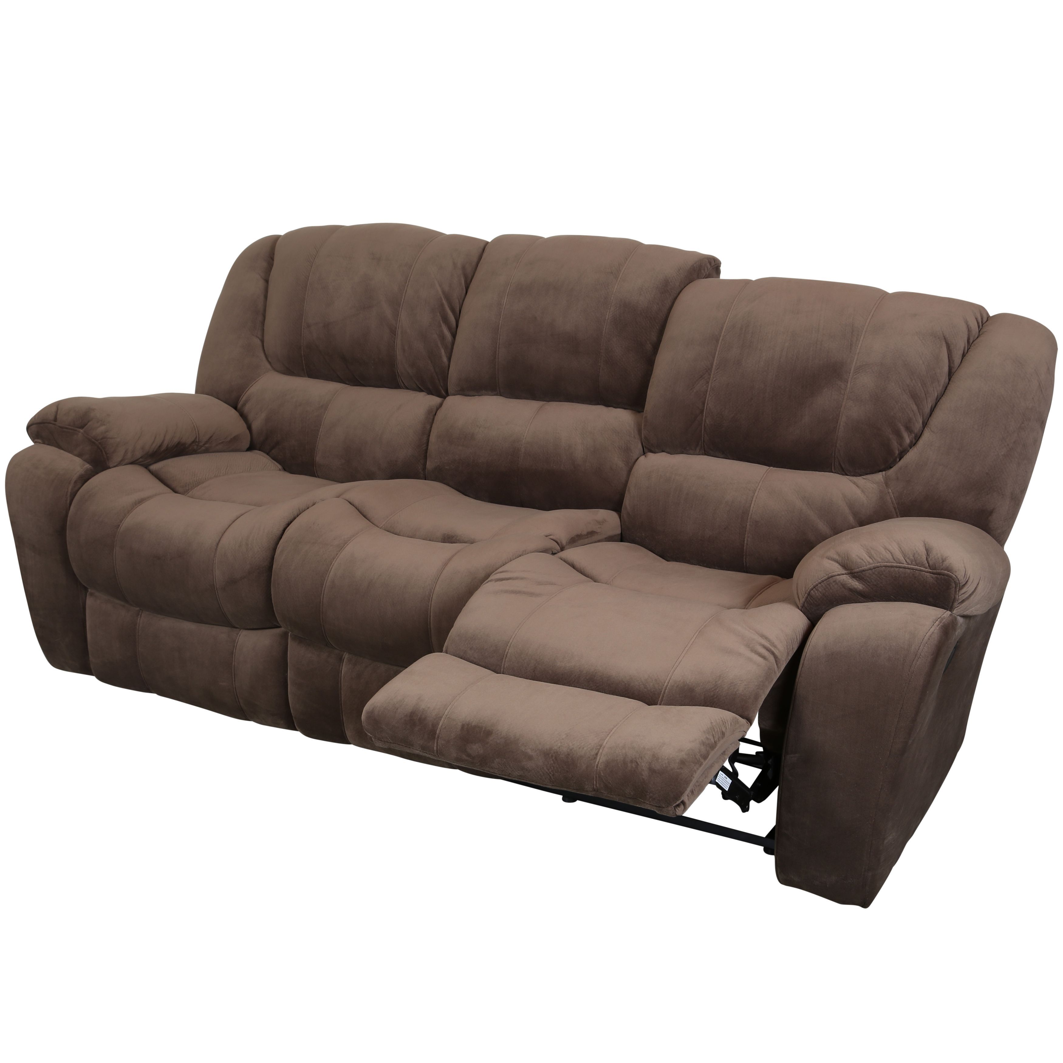 Sofa Foam Online Atherton Home Manhattan Convertible Futon Bed And Lounger Porter Elliott Cocoa Dual Reclining Deep Pile Microfiber