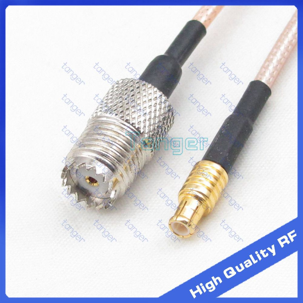 MCX Male to UHF Female Coaxial RG316 COAXIAL CABLE Wireless Antenna USA