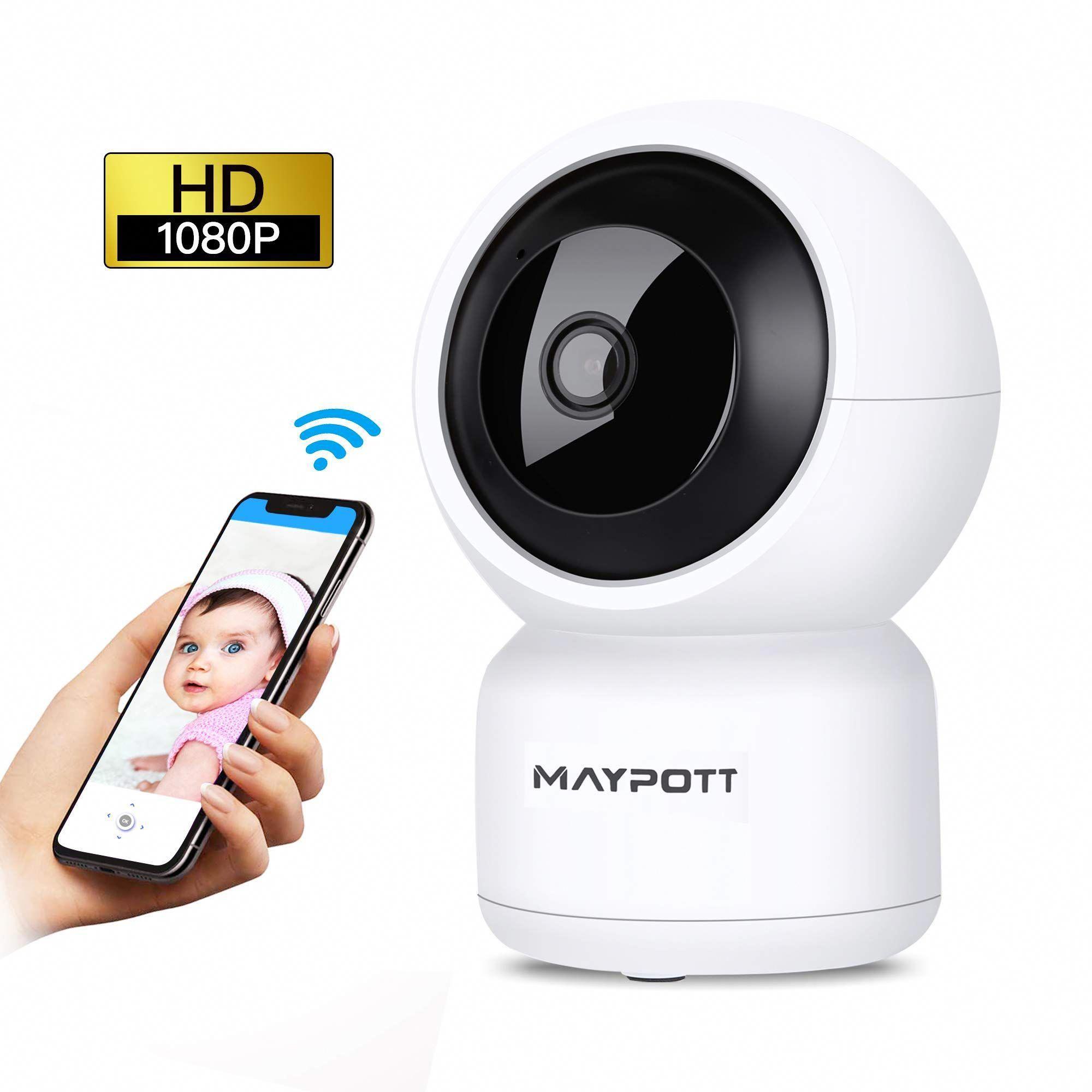 1080P HD Wifi IP Kamera Wireless Security Camera Babyphone Wlan Nachtsicht Alarm