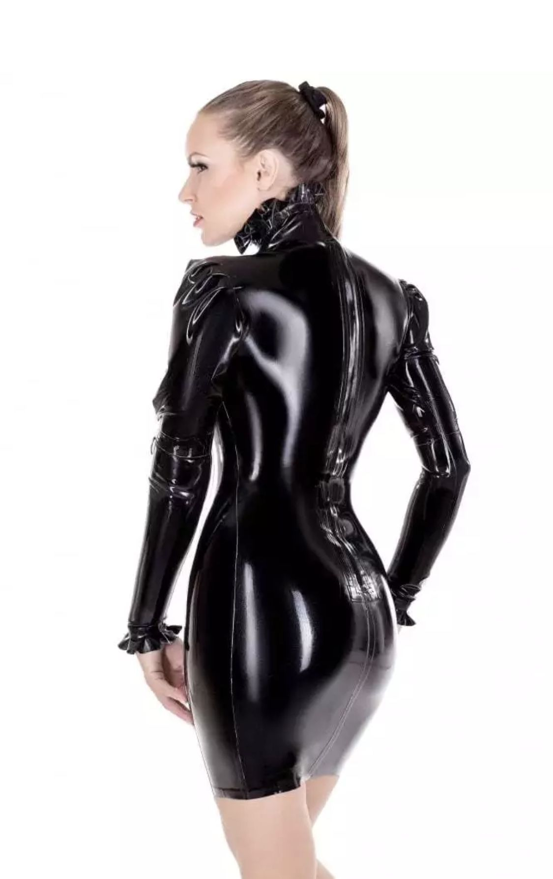 ff04342ca42c3 Pin by j on latex and shiny 2 | Latex, Catsuit, Fashion outfits