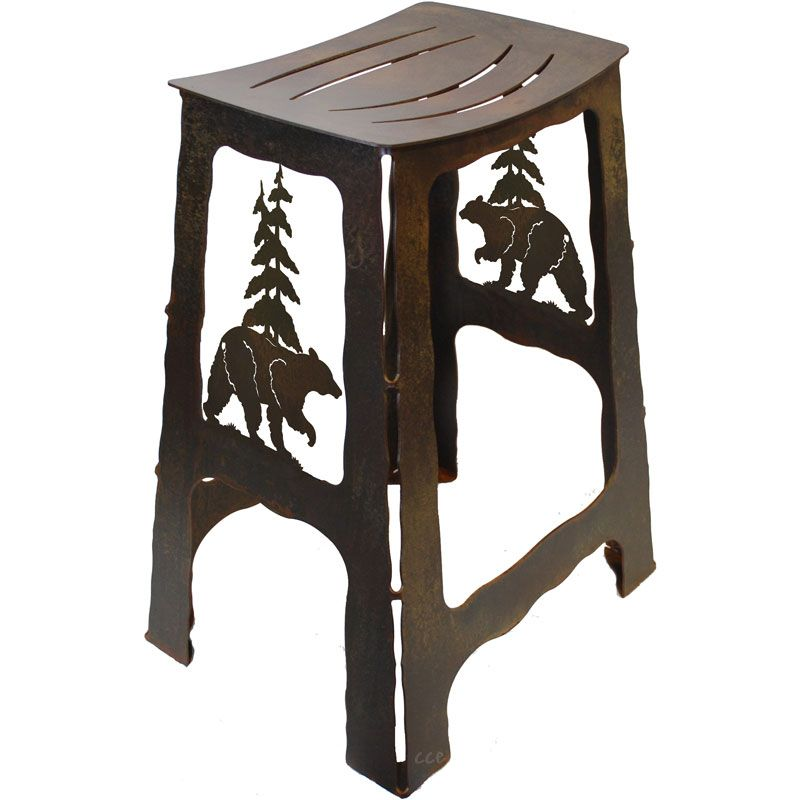images about saddle seat bar stool on pinterest primitive home decorating horse saddles and honey brown