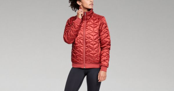Photo of Ladies's ColdGear® Reactor Efficiency Jacket   Beneath Armour US