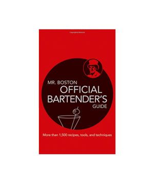 Hostess Gifts: Mr. Boston Official Bartender's Guide, $15