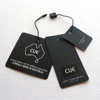 hang tags on clothing - Google Search | Hang Tag Ideas | Pinterest