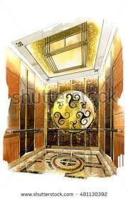 ผลการค้นหารูปภาพสำหรับ hand renderings of interiors