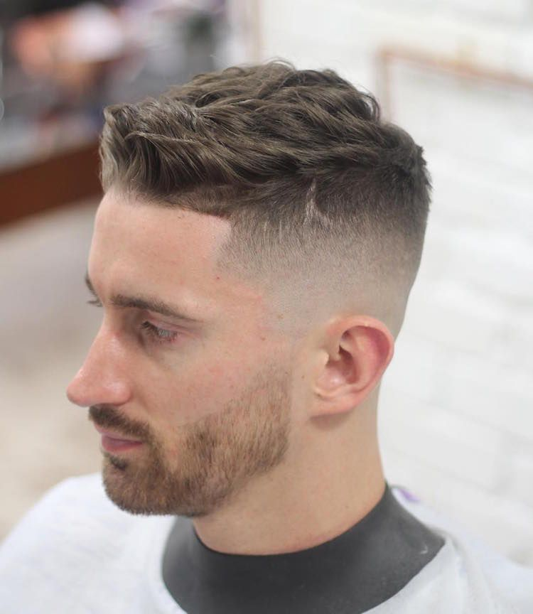 Mozambeak_and Short Haircut Bald Fade