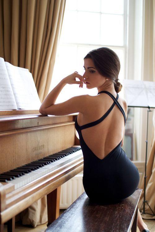 Piano.....La música es el corazón de la vida
