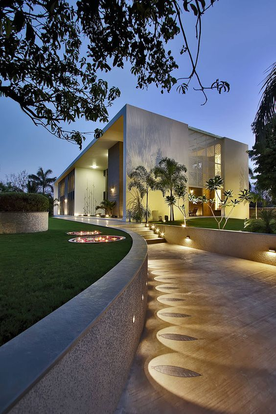 luxurious lighting ideas appealing modern house. contemporary luxurious lighting ideas appealing modern house by dipen gada associates