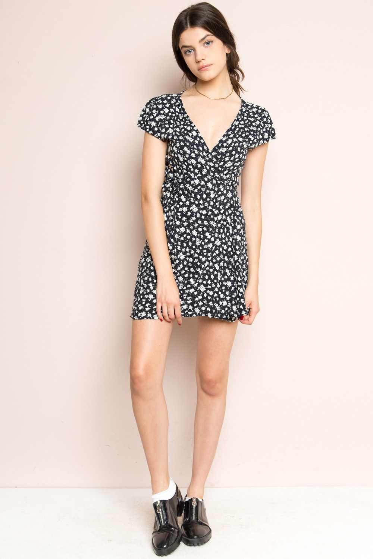 Brandy Melville Robbie Dress Dresses Clothing