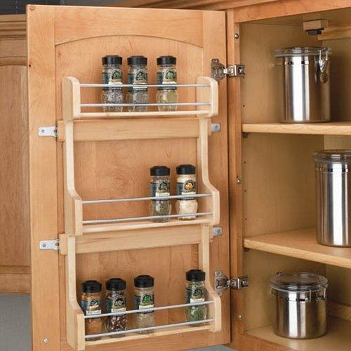 rev a shelf door mount spice rack 18