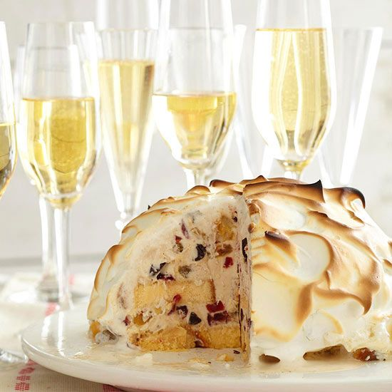 2ea673fc4685bd615b0167364a71070c - Ice Cream Christmas Pudding Better Homes And Gardens