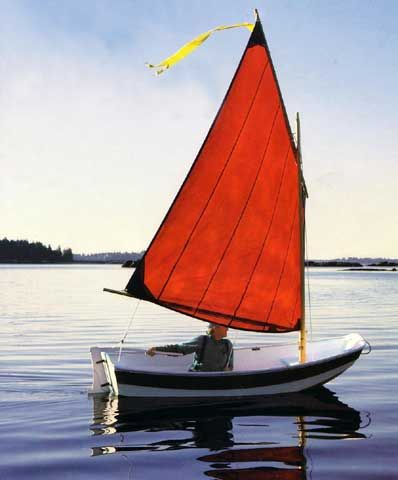 Nutshell Pram sailing | dinghys | Pinterest | Discover more ideas about Prams, Boating and Small ...