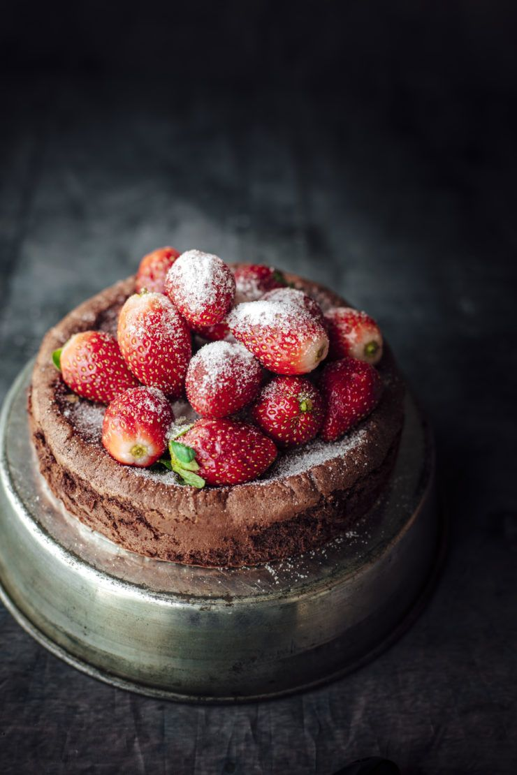 2 Ingredient Chocolate Cake | Pure Chocolate | Two