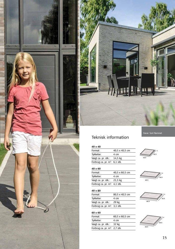 Eksklusive fliser - når arkitektur, miljø og naturmaterialer for
