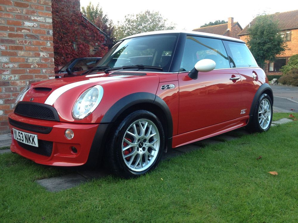 details about 2004 mini cooper s with jcw aero kit. Black Bedroom Furniture Sets. Home Design Ideas