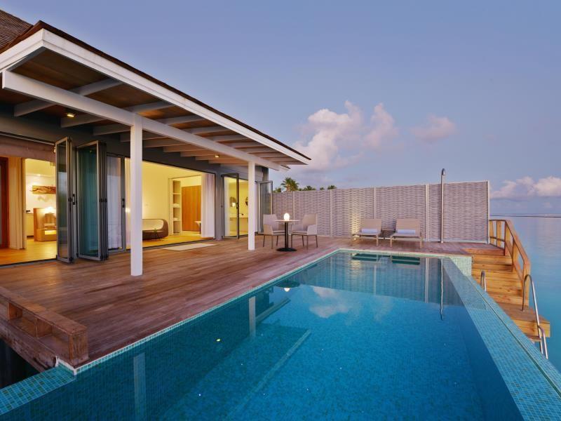 Special Rates On Kuramathi Island Resort Maldives Islands Read Real Guest Reviews Find Great Deals At A Best Rate Gu Water Villa Maldives Hotel Island Resort