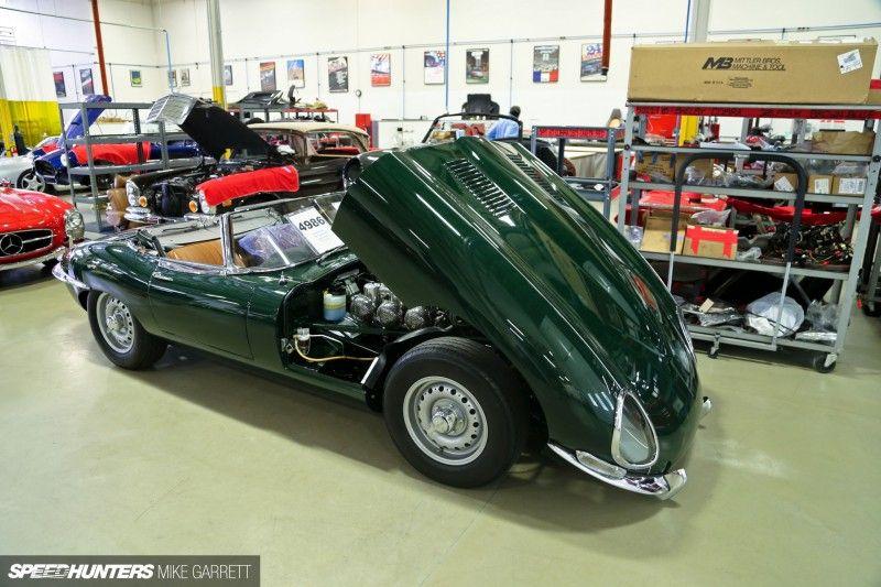 Jaguar E-Type Canepa