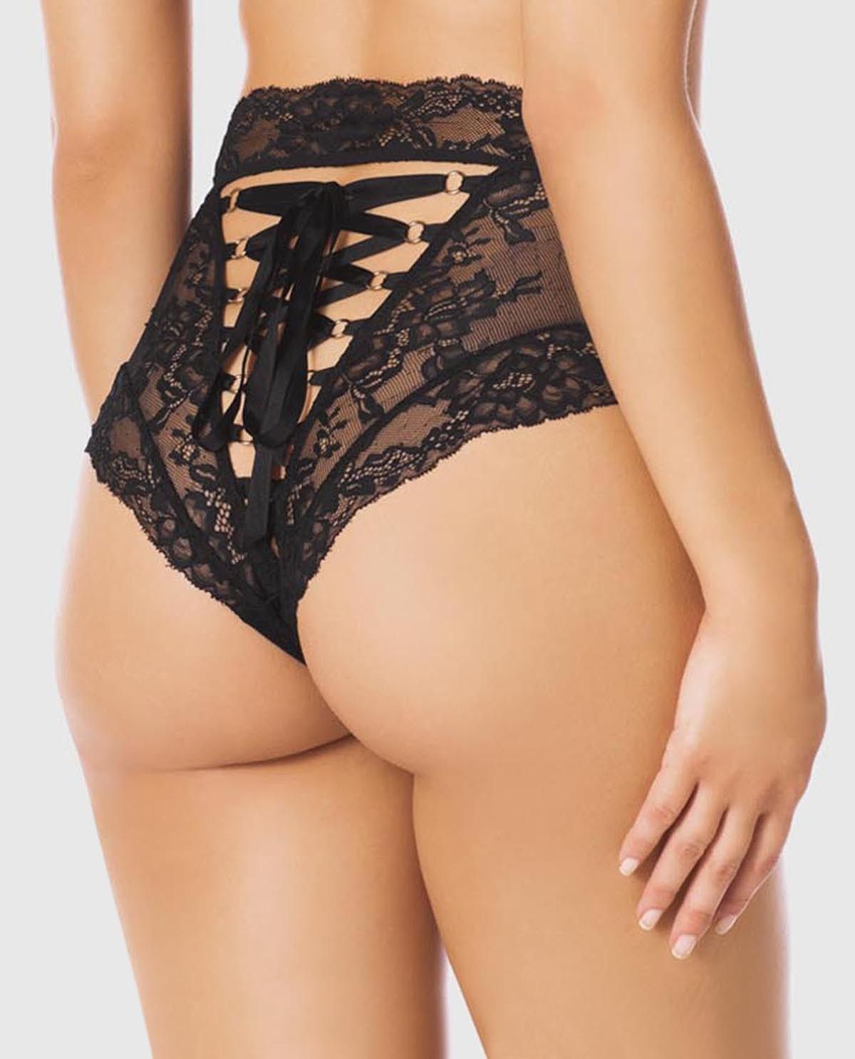 d59bc7351e2 Show off in this super-hot panty! With a high waist fit