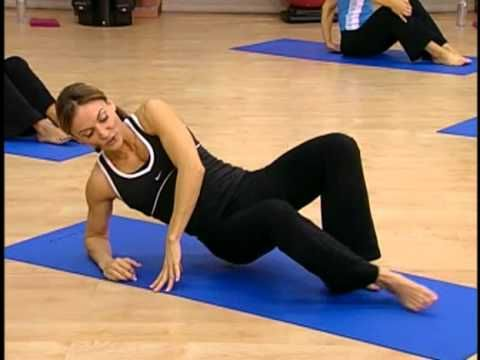 cathe friedrich sts abs circuit 1 pilates based abs  step