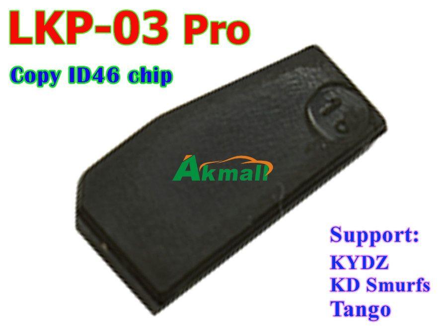 LKP-03 pro reuseable copy ID46 chip support KYDZ KD Smurfs