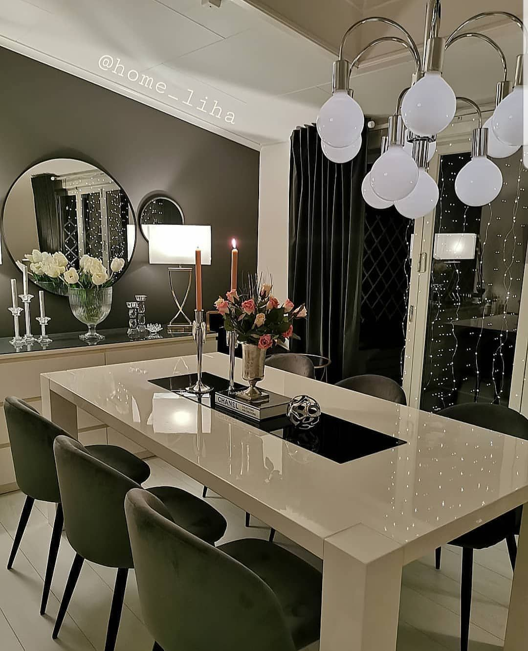 Online Furniture Stores How To Evaluate For Buying Retail Furniture Elegant Dining Room Dining Room Table Decor Luxury Dining Room