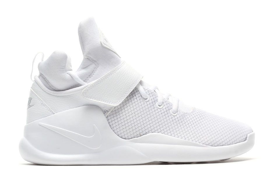 Nike Kwazi Black White Sports Shoe For Man