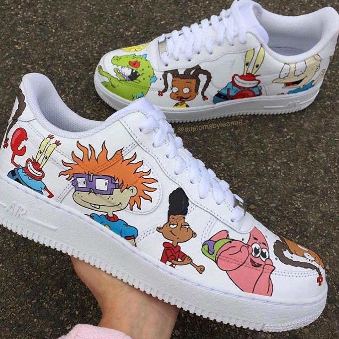 Custom shoes diy, Hype shoes, Nike air