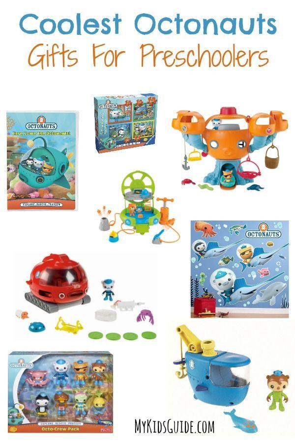 Coolest Octonauts Toys For Preschoolers