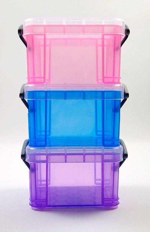 Barbie Plastic Storage Bo