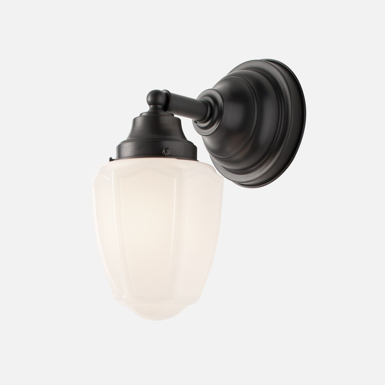 electric wall sconces modern lighting. Allen Wall Sconce Light Fixture | Schoolhouse Electric \u0026 Supply Co. Sconces Modern Lighting T
