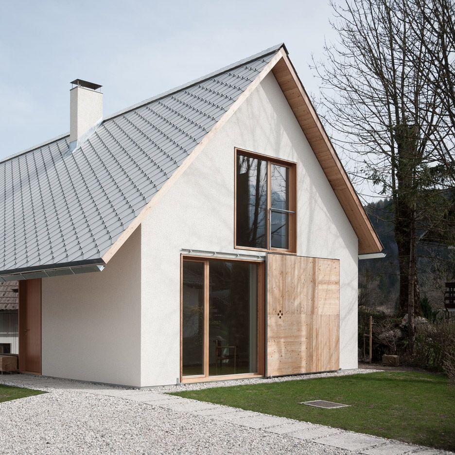 Slovenian Studio Skupaj Arhitekti Has Reinterpreted Alpine