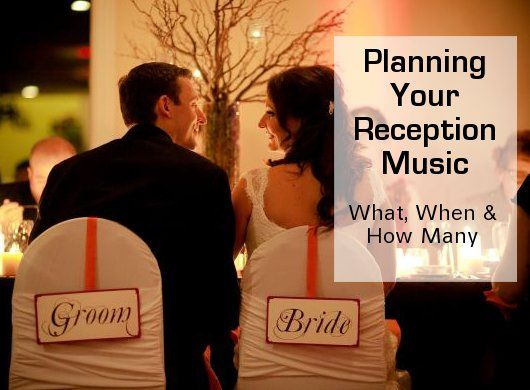 Choosing Wedding Reception Songs Wedding Songs Wedding Reception Wedding Music